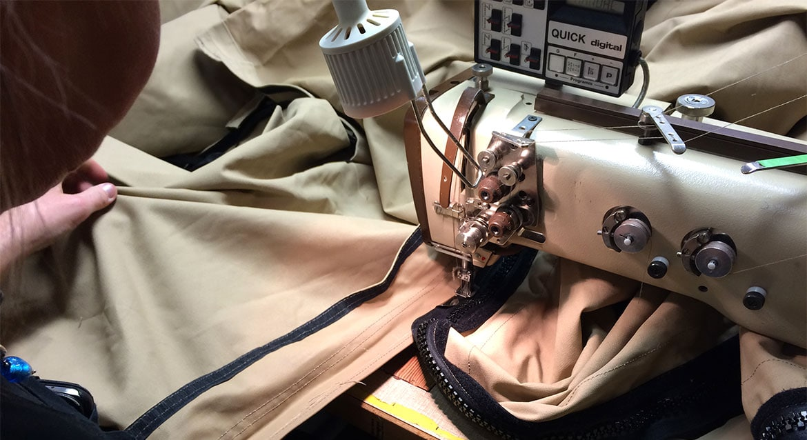heavy duty sewing machine for tipis repair