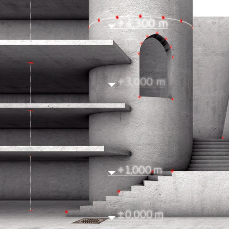 Leica 3D Disto functions 2