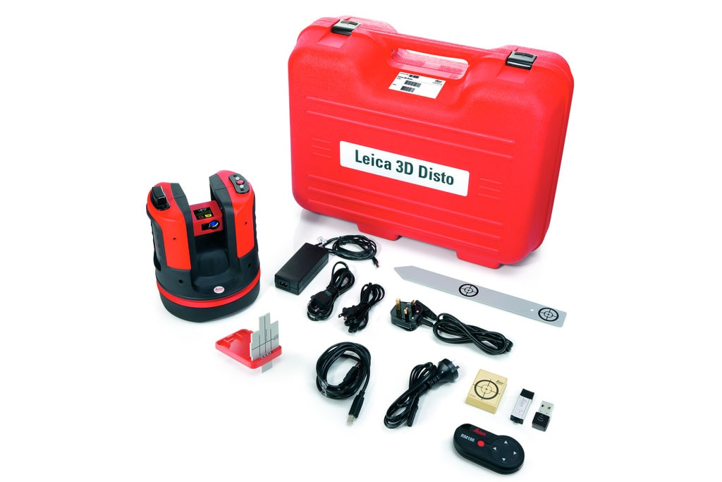 Leica 3D Disto full kit