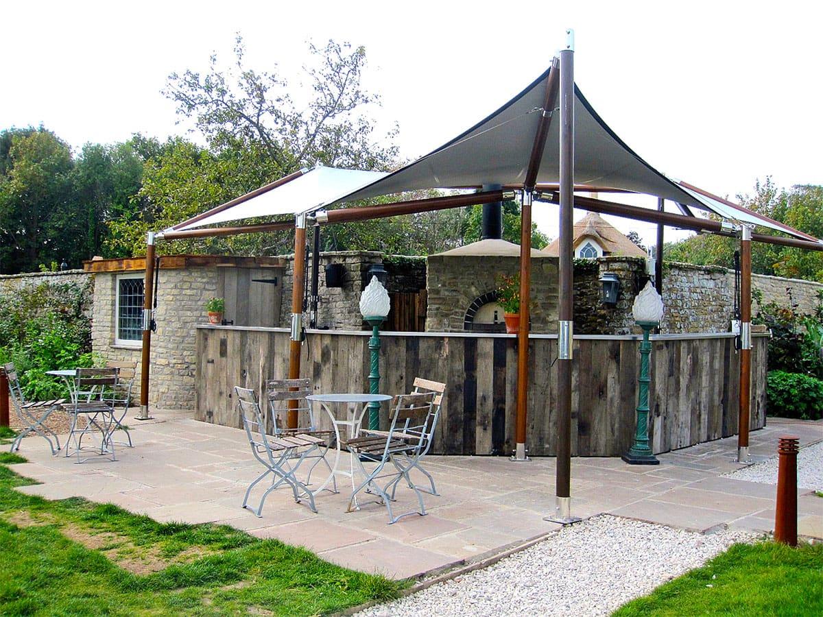 SD Sails freeform bar project