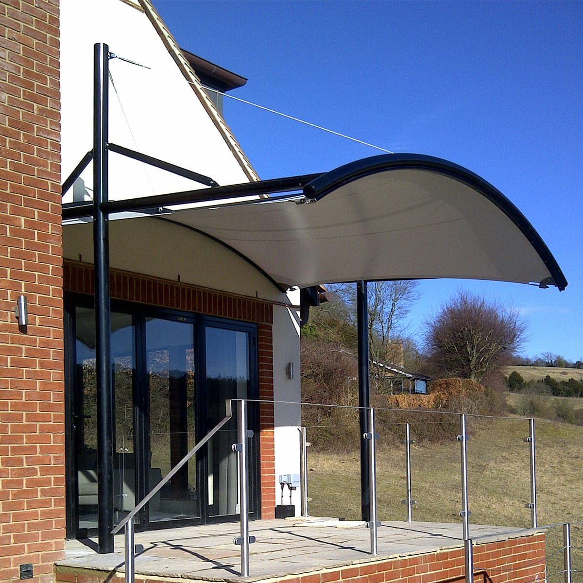 SD Sails bespoke awning project